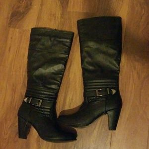Rue21 below the knee boots